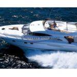 Princess Yachts 56 usato motore fly